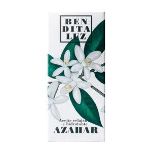 Aceite corporal relajante e hidratante de Azahar de Sevilla