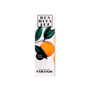 Agua fresca de naranjo
