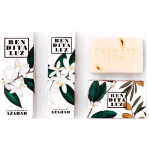 Pack cosmética Azahar de Sevilla BenditaLuz